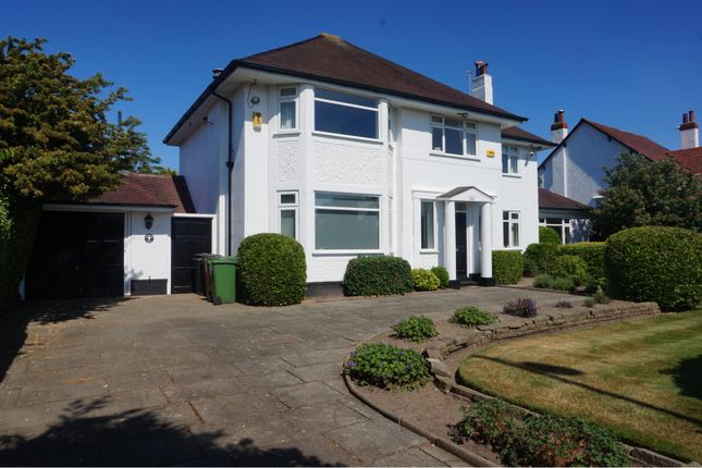 Thumbnail Detached house for sale in Waterloo Road, Southport