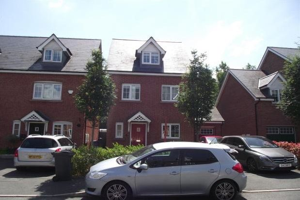 Thumbnail Property to rent in Rylands Drive, Warrington