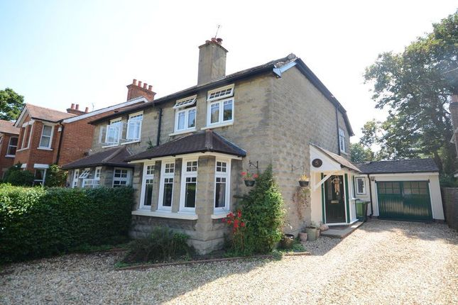Thumbnail Semi-detached house to rent in The Grove, Frimley, Camberley
