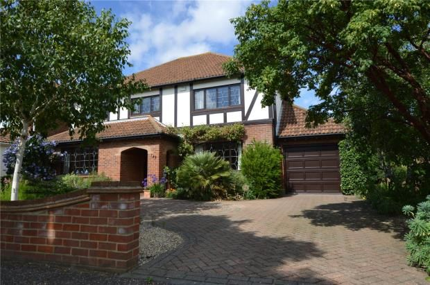 Thumbnail Detached house for sale in Bishopsteignton, Shoeburyness, Southend-On-Sea, Essex