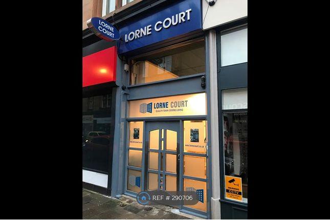 Thumbnail Flat to rent in Lorne Court, Greenock