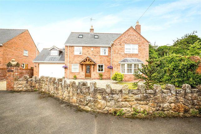 Thumbnail Detached house for sale in Rosemary Lane, Burton, Wrexham