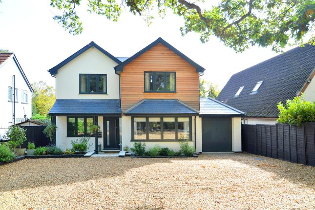 Thumbnail Detached house for sale in Barkham Road, Wokingham, Berkshire
