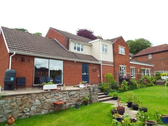 5 bed detached house for sale in Pwll Glas, Mold, Flintshire