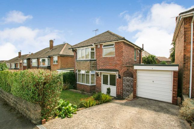 Thumbnail Detached house for sale in Holmesdale Road, Dronfield, Derbyshire