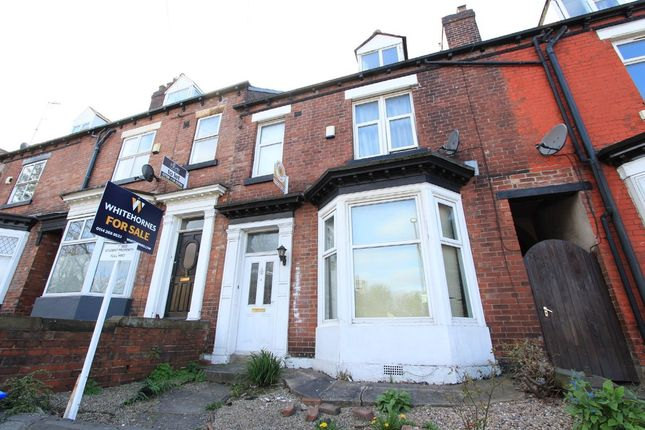 Thumbnail Terraced house for sale in Cowlishaw Road, Sheffield