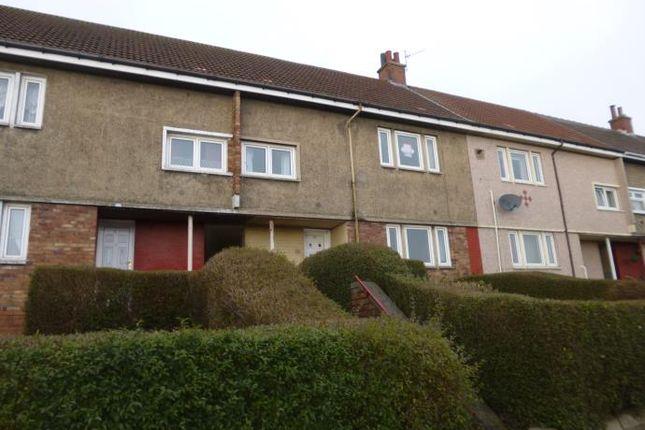 Thumbnail Terraced house to rent in Craigend Drive, Coatbridge