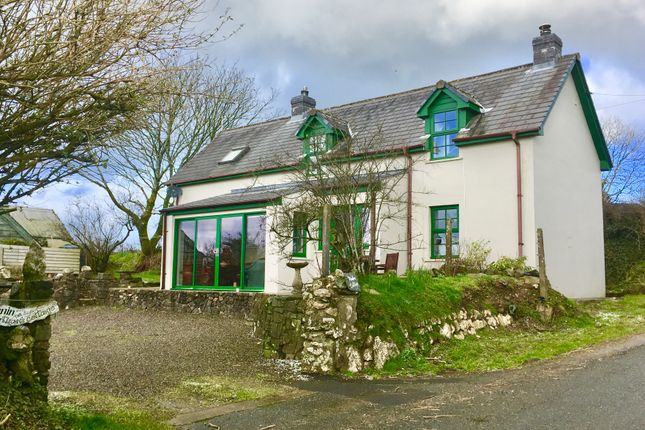 Thumbnail Cottage for sale in Llysyfran, Clarbeston Road