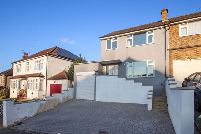 Thumbnail Semi-detached house for sale in Heron Hill, Belvedere