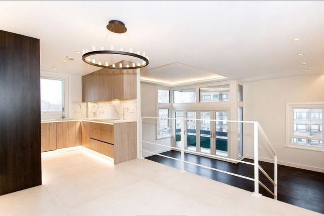 Thumbnail Terraced house for sale in The Water Gardens, London