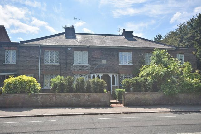 2 bed terraced house for sale in London Road, Aston Clinton, Buckinghamshire HP22