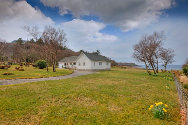 Thumbnail Detached bungalow for sale in Kames, Kilmelford