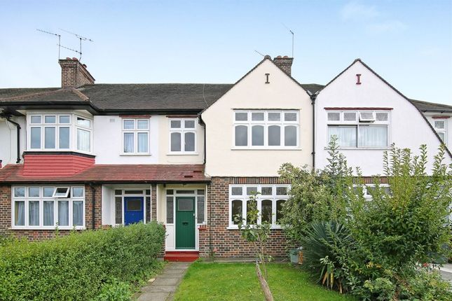 Thumbnail Terraced house to rent in Whytecliffe Road North, Purley