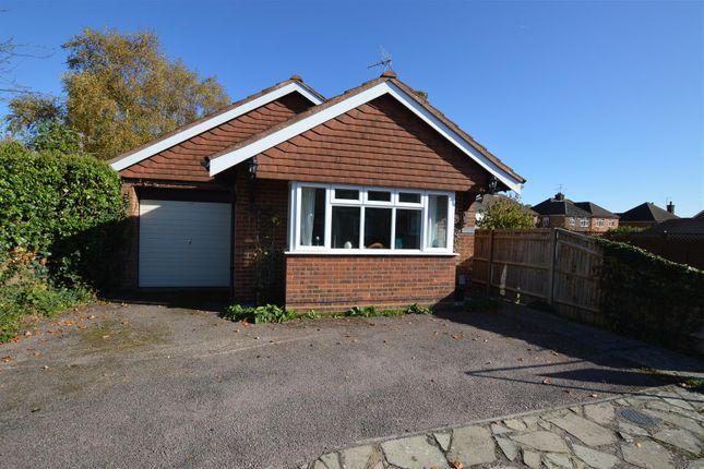 Thumbnail Detached bungalow for sale in Long Meadow, Dunstable