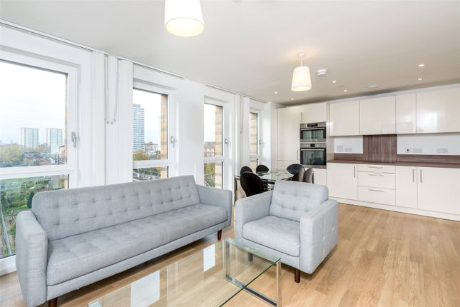 Thumbnail Flat to rent in Ivy Point, No 1 The Avenue, 5 Hannaford Walk, Bromley By Bow