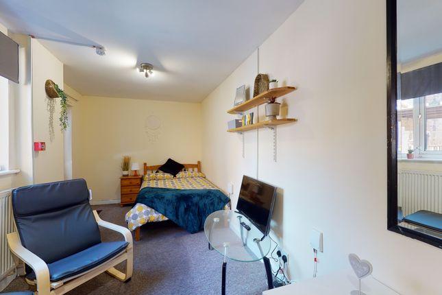 Studio to rent in Peveril Street, Nottingham NG7