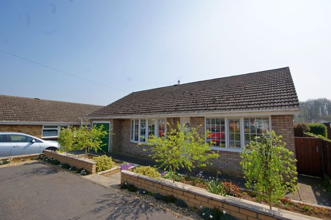 Thumbnail Detached bungalow to rent in Dane Close, Metheringham, Lincoln