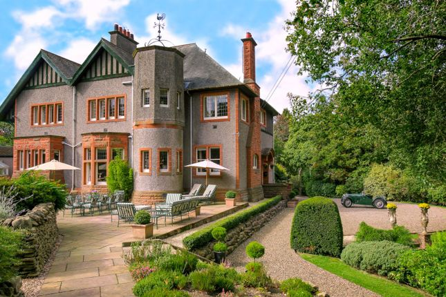 Thumbnail Detached house for sale in Abbotsford Road, Galashiels, Selkirkshire