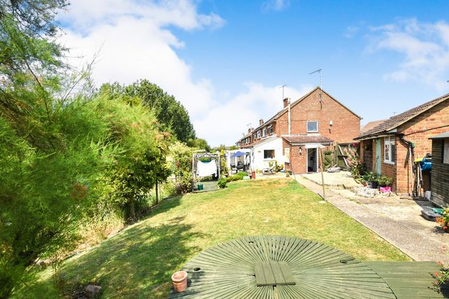 Thumbnail Semi-detached house for sale in Latton Green, Harlow