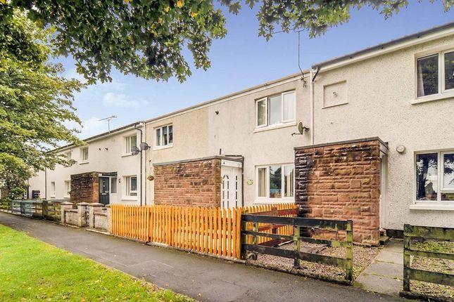 Thumbnail Terraced house for sale in Fergus Walk, Dumfries