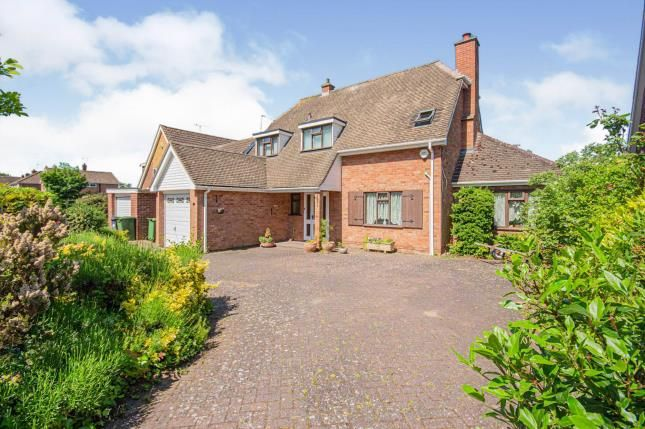 Thumbnail Detached house for sale in Beverley Road, Leamington, Leamington Spa, Warwickshire
