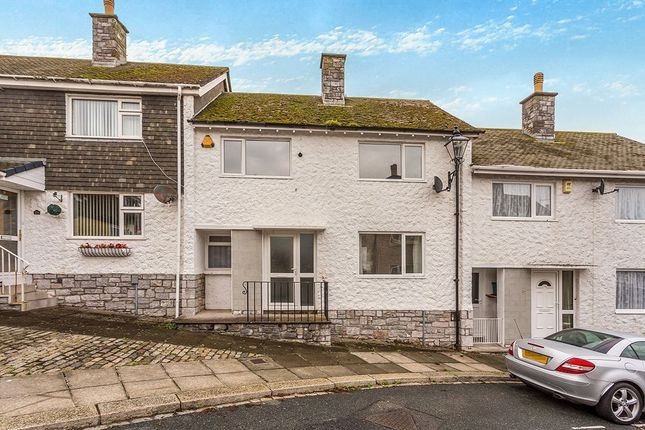 Thumbnail Terraced house for sale in Lambhay Street, Plymouth