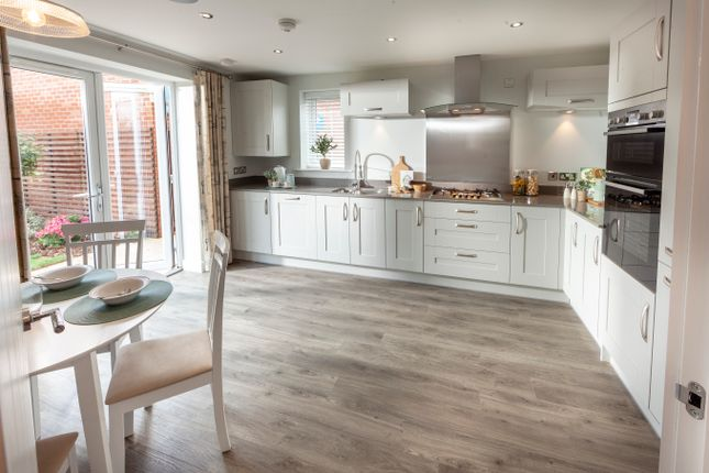 Thumbnail Detached house for sale in Murrayfield Avenue, Greylees, Sleaford, Lincolnshire