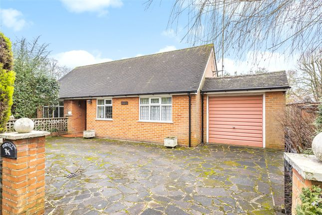 Thumbnail Detached bungalow for sale in Woodside Lane, Winkfield, Windsor, Berkshire