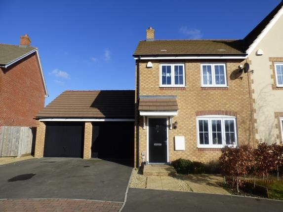 Front of Wheatcroft Way, The Sidings, Swindon, Wiltshire SN1