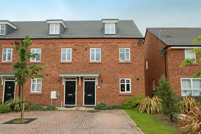 3 bed semi-detached house for sale in Stargrass Close, Stapeley Gardens, Nantwich
