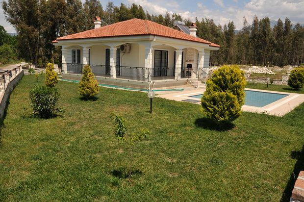 Good Sized Plot of Seydikemer (Formally Kemer), Fethiye, Muğla, Aydın, Aegean, Turkey