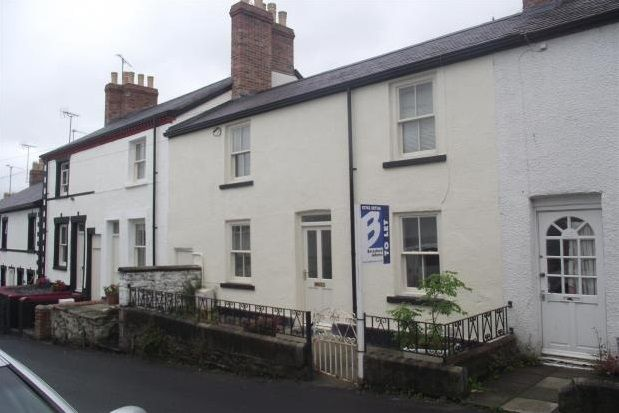 Thumbnail Property to rent in Love Lane, Denbigh