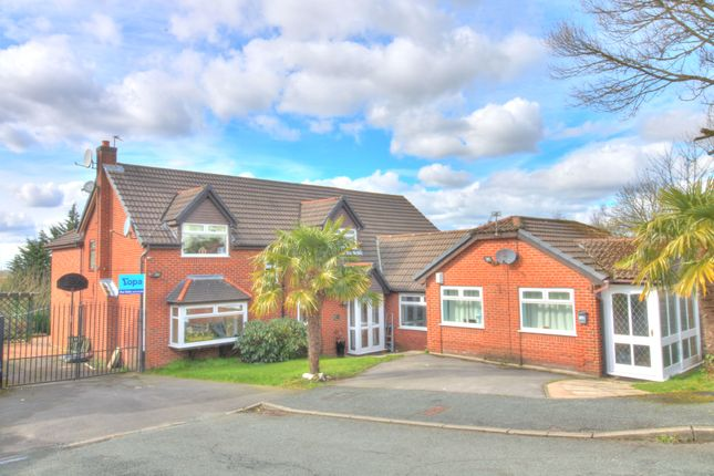 Thumbnail Detached house for sale in Hargrave Close, Blackley, Manchester