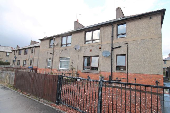 Thumbnail Flat for sale in Cardross Road, Broxburn