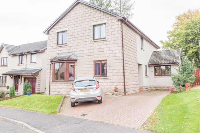 Thumbnail Detached house for sale in Houghton Drive, Hillside, Montrose