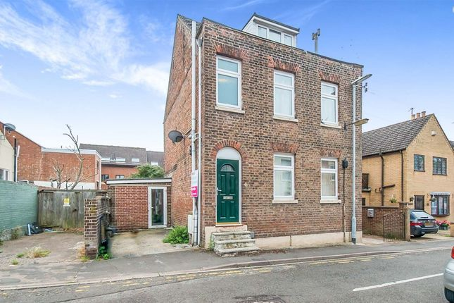 Thumbnail Detached house for sale in St. Peters Road, Wisbech