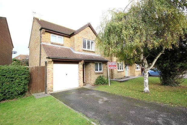 Thumbnail Detached house to rent in The Glebe, Cumnor, Oxford