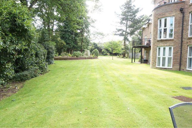 Communal Gardens of Squirrel Walk, Wokingham RG41
