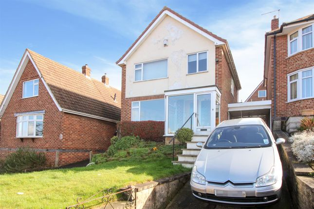 Thumbnail Detached house for sale in Trevone Avenue, Stapleford, Nottingham