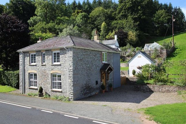 Thumbnail Detached house for sale in Erwood, Builth Wells