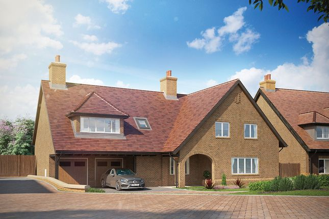 "Thumbnail Property for sale in ""The Claremont"" at Merry Hill Road, Bushey, Hertfordshire"