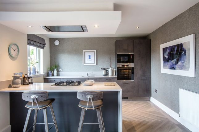 Thumbnail Detached house for sale in Plot 26 - Calderpark Gardens, Glasgow