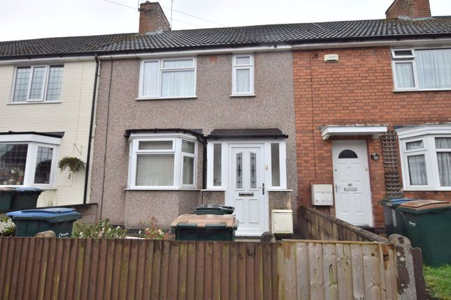 Terraced house to rent in Uplands, Stoke, Coventry