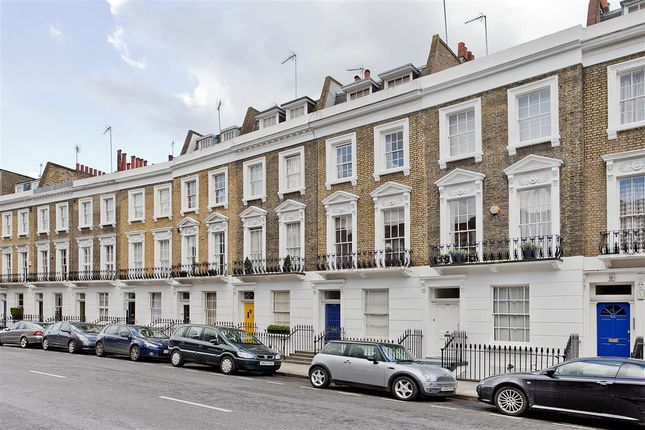 Exterior of Tachbrook Street, London SW1V