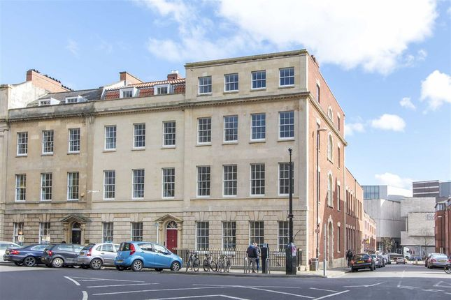 Thumbnail Flat for sale in Portland Square, Bristol