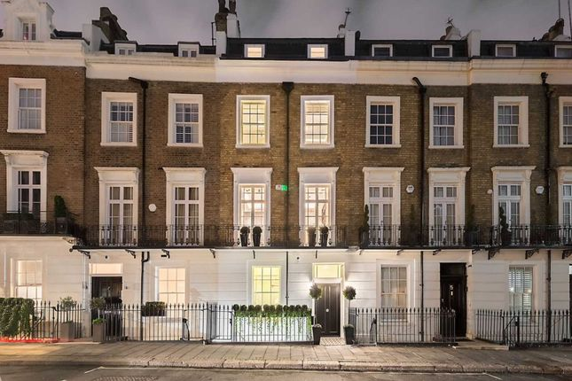 Thumbnail Detached house to rent in Trevor Place, Knightsbridge