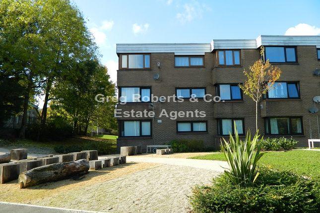 Thumbnail Flat for sale in St. Georges Court, Tredegar, Blaenau Gwent.