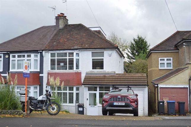 Thumbnail Semi-detached house for sale in St. Andrews Road, Coulsdon, Surrey