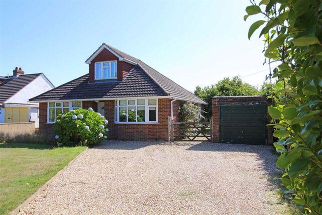 Thumbnail Bungalow for sale in Heath Road, Hordle, Lymington