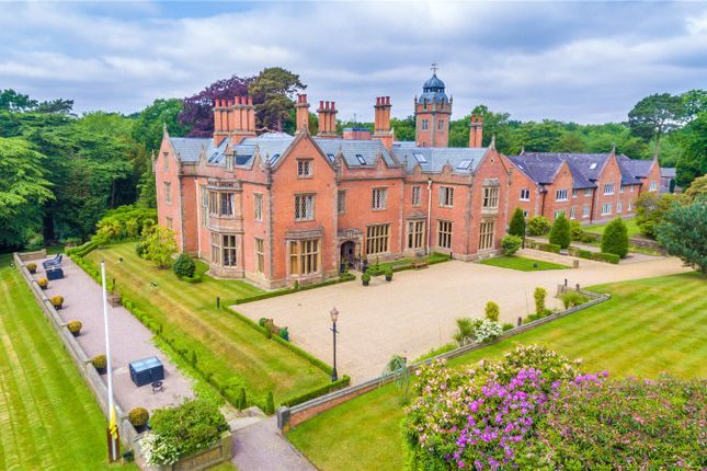 Thumbnail Flat for sale in Norcliffe Hall, Altrincham Road, Wilmslow, Cheshire